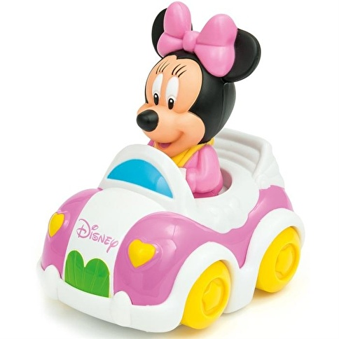 Disney Clementoni Disney Baby Minnie Mouse Mini Araba Renkli